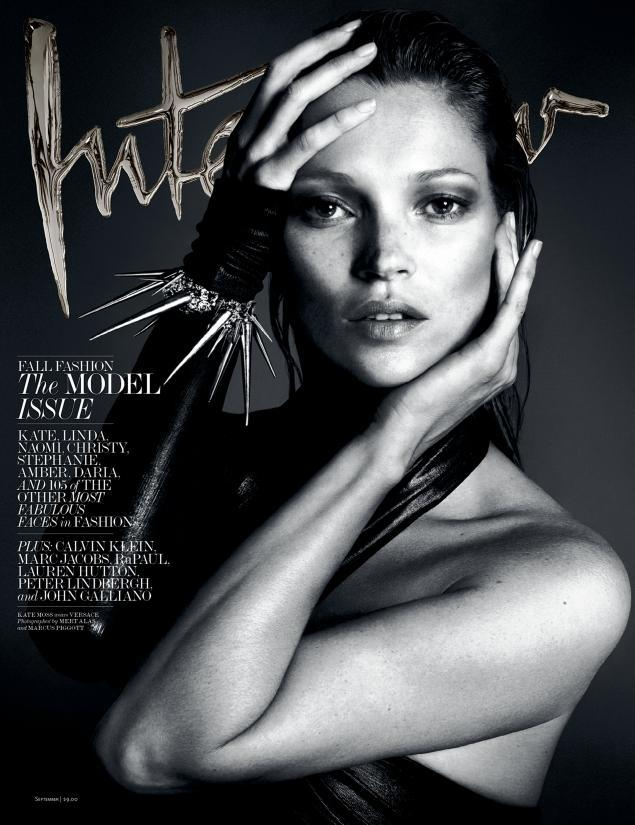Supermodels Kate Moss, Naomi Campbell & More Cover Interview September 2013