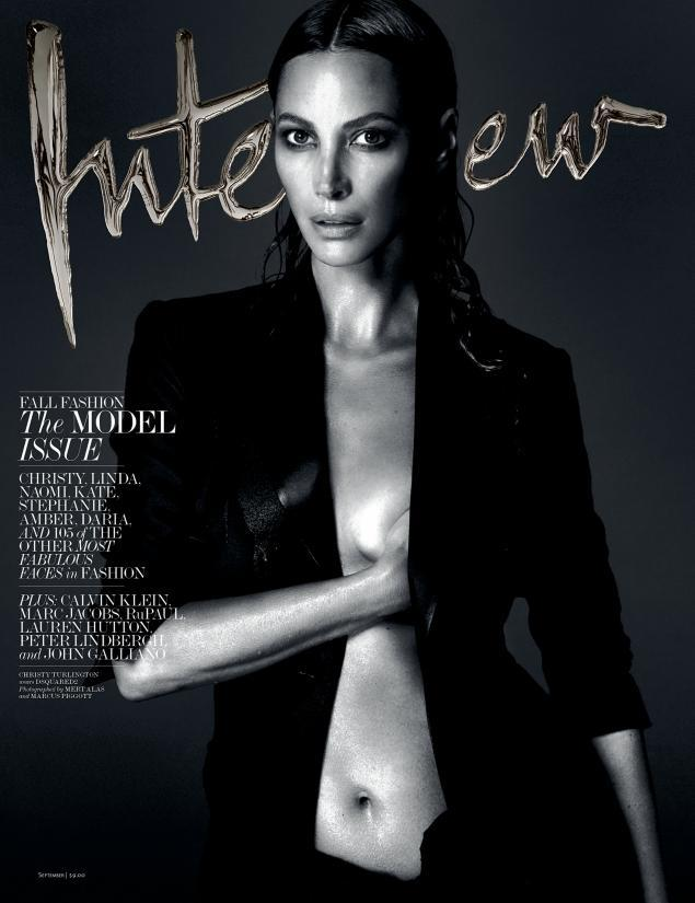 interview supermodel covers5 Supermodels Kate Moss, Naomi Campbell & More Cover Interview September 2013
