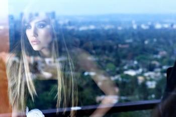 Jessica Alba Shines in C Magazine Shoot by Diego Uchitel
