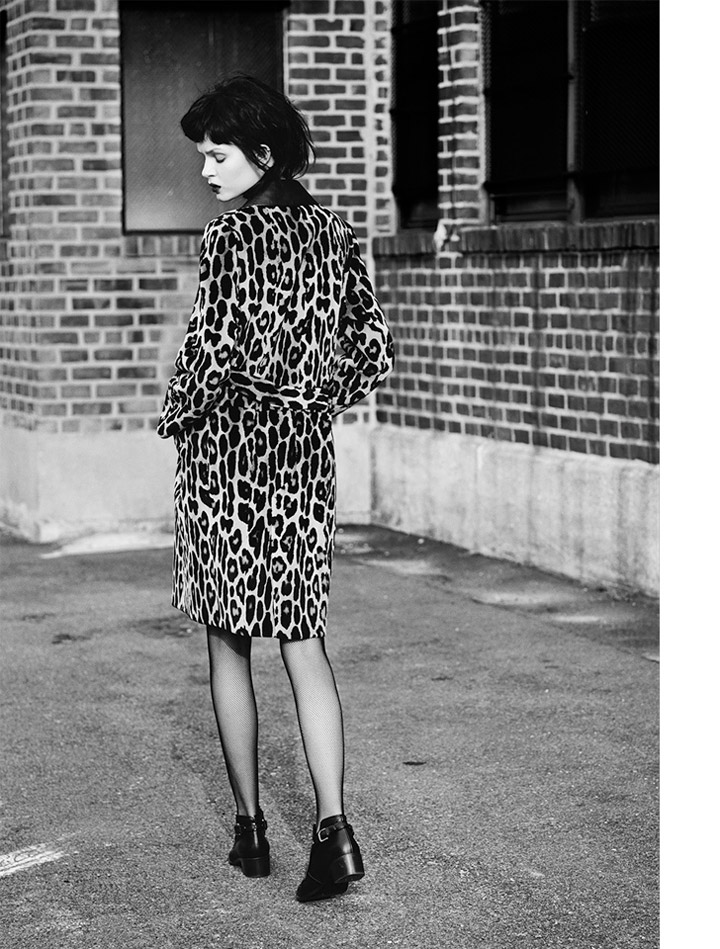 josephine skriver model4 Josephine Skriver Oozes Attitude for Harpers Bazaar Latin America by Hans Neumann