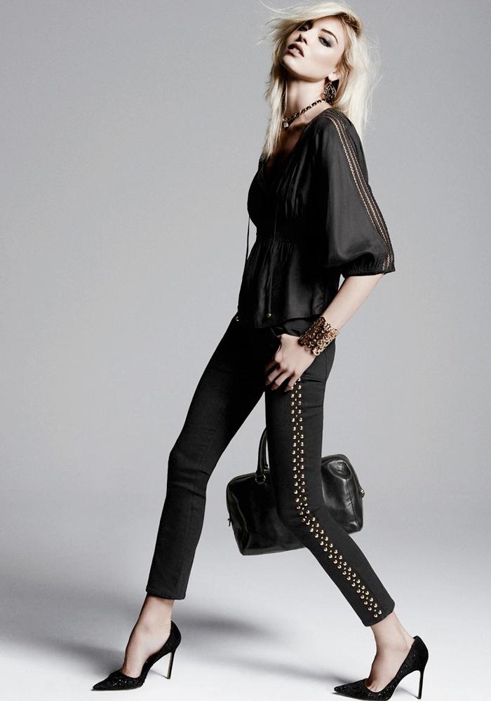 Jourdan Dunn & Martha Hunt Model Latest Juicy Couture Style Update