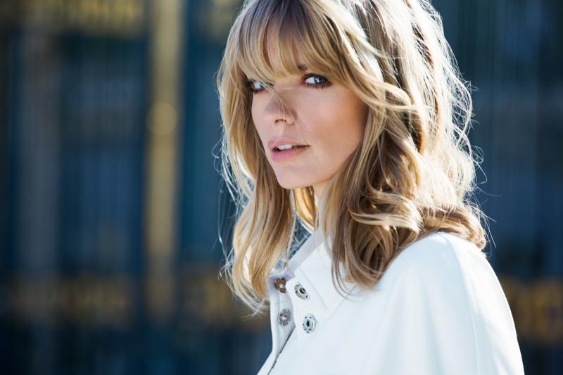 Julia Stegner Stars in NetWork's Fall 2013 Campaign
