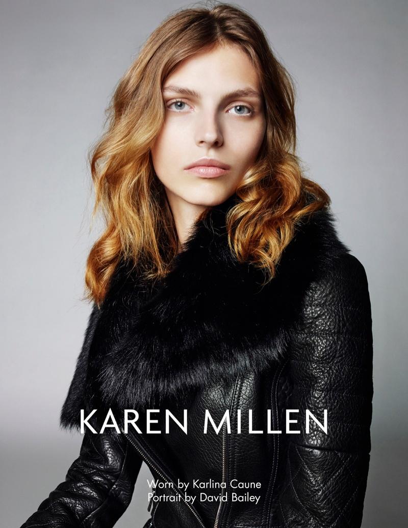 Karen Millen F/W 2013
