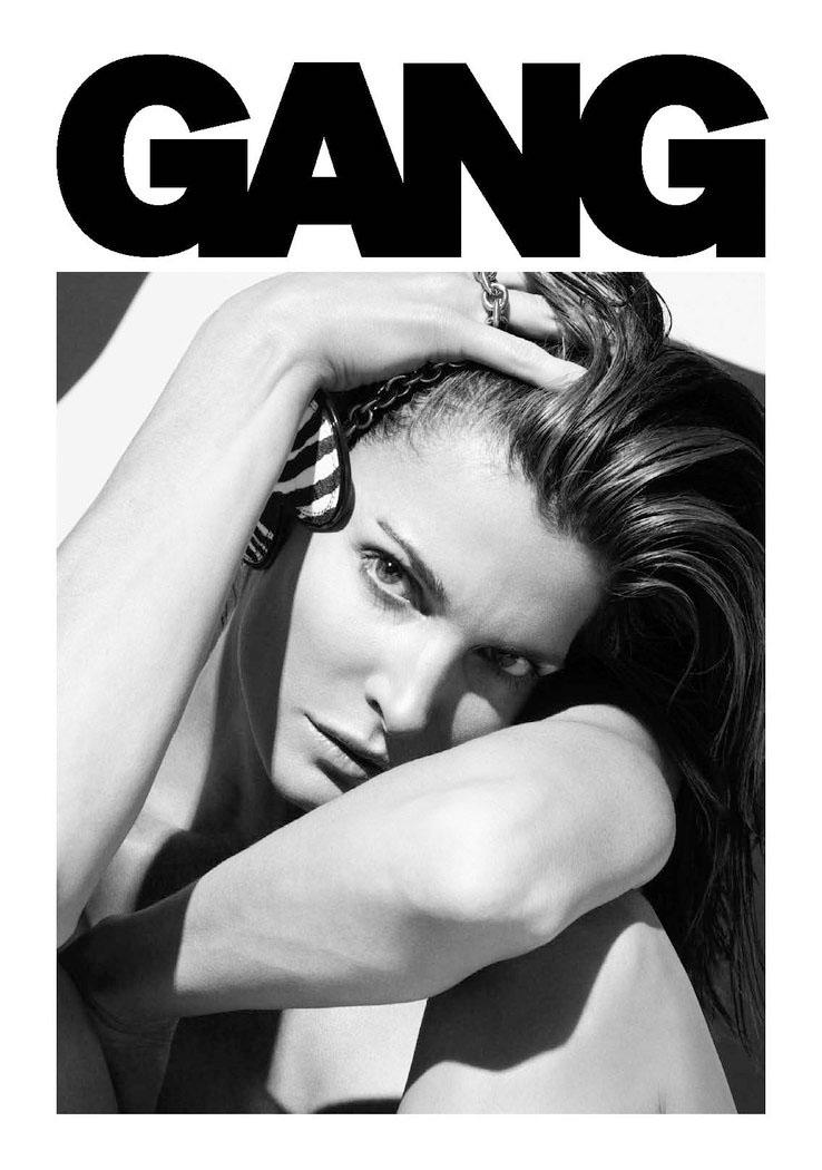 Cara Delevingne, Doutzen Kroes & More Front Katie Grand x Hogan F/W 2013 Collection