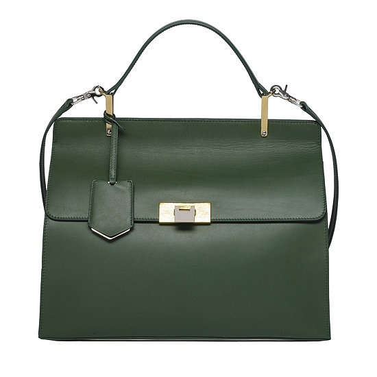 "See Balenciaga's First Handbag Range Under Alexander Wang - ""Le Dix"""