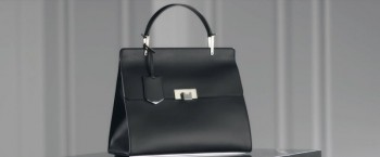 "Watch the Balenciaga ""Le Dix"" Handbag Video"