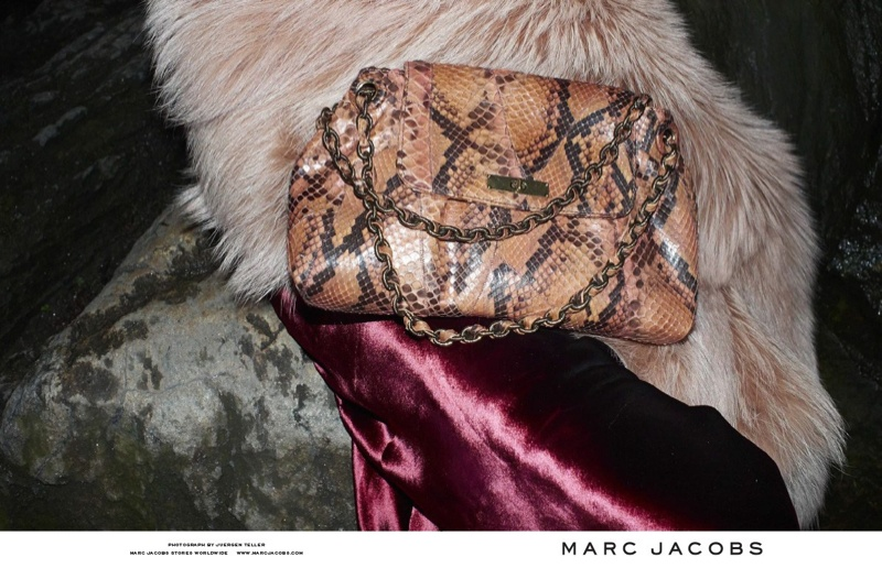See More from Marc Jacobs' Fall 2013 Ads with Edie Campbell & Lily McMenamy