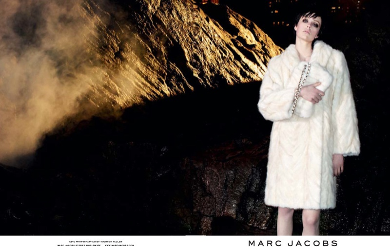 marc jacobs fall 2013 ads12 See More from Marc Jacobs Fall 2013 Ads with Edie Campbell & Lily McMenamy