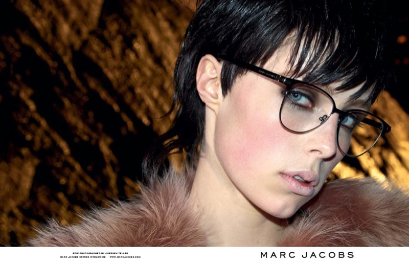 marc jacobs fall 2013 ads16 See More from Marc Jacobs Fall 2013 Ads with Edie Campbell & Lily McMenamy