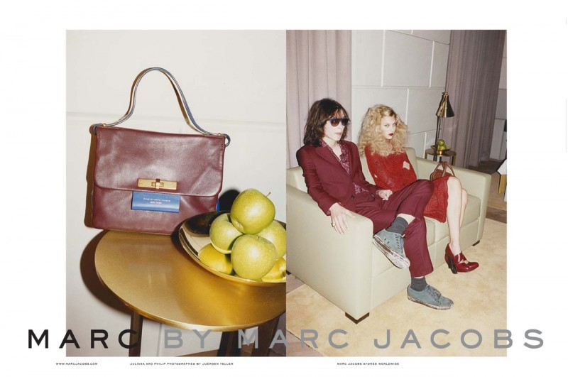marc mj fall10 800x531 Marc by Marc Jacobs Gets Moody for Fall 2013 Ads by Juergen Teller