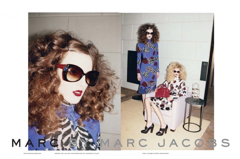 marc mj fall2 800x531 Marc by Marc Jacobs Gets Moody for Fall 2013 Ads by Juergen Teller