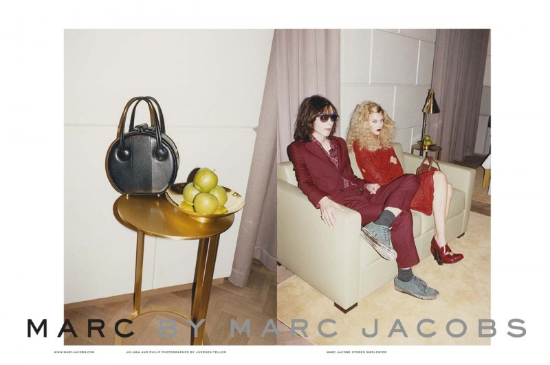 marc mj fall5 800x531 Marc by Marc Jacobs Gets Moody for Fall 2013 Ads by Juergen Teller