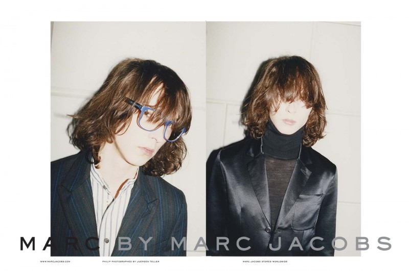 marc mj fall6 800x531 Marc by Marc Jacobs Gets Moody for Fall 2013 Ads by Juergen Teller