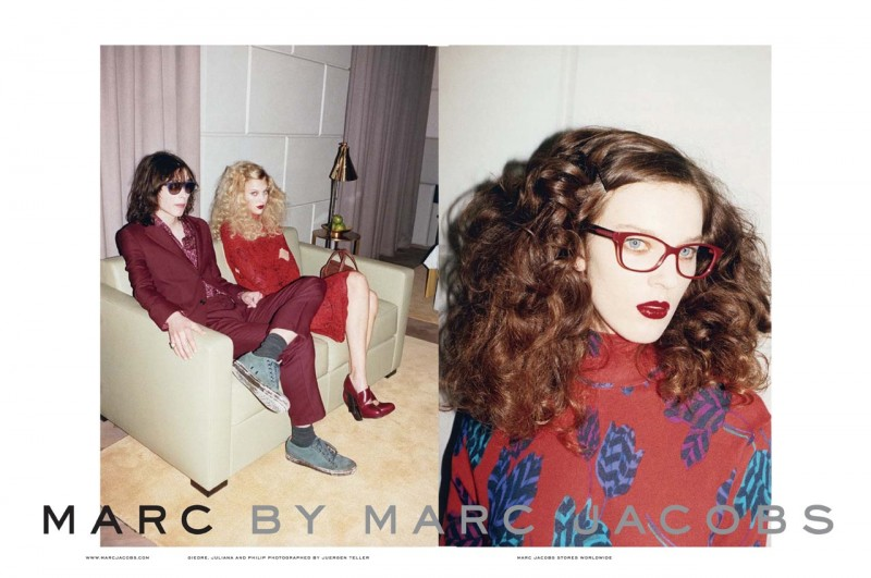 marc mj fall8 800x531 Marc by Marc Jacobs Gets Moody for Fall 2013 Ads by Juergen Teller