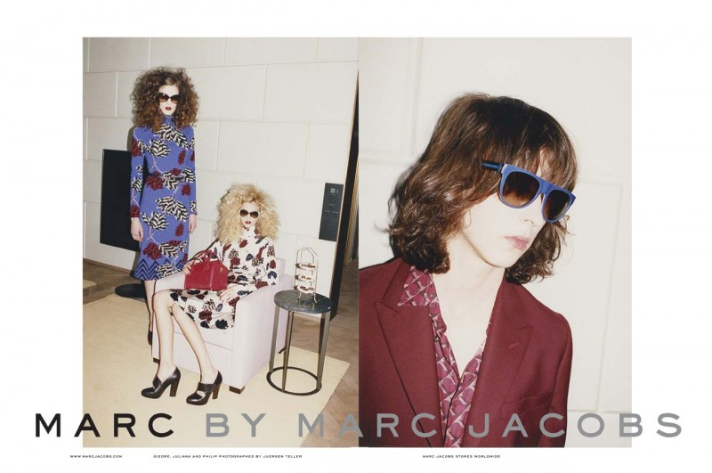 marc mj fall9 800x531 Marc by Marc Jacobs Gets Moody for Fall 2013 Ads by Juergen Teller