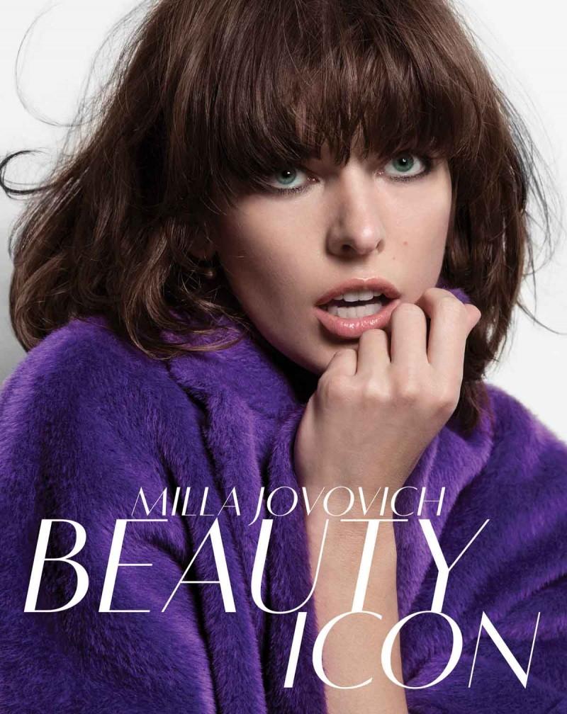 milla jovovich marella1 800x1008 Milla Jovovich Fronts Marella Fall 2013 Campaign by Inez & Vinoodh
