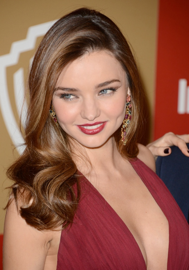 miranda kerr curls 12 Long Hairstyles That Inspire
