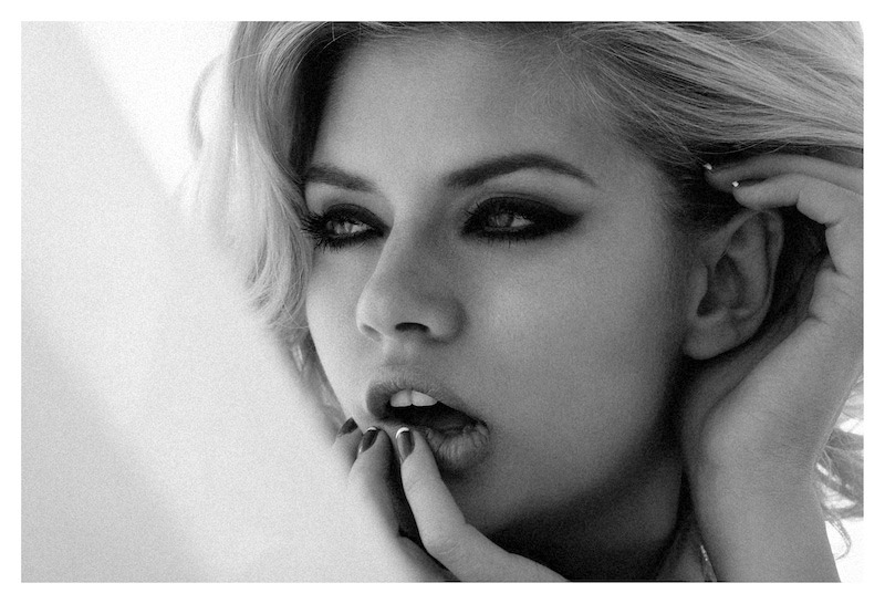 modern marilyn9 Martina Dimitrova by Byron Mollinedo in Modern Marilyn for Fashion Gone Rogue