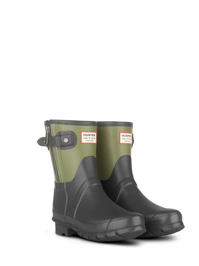 Rag & Bone Collaborates with Hunter on Autumn Boot Collection