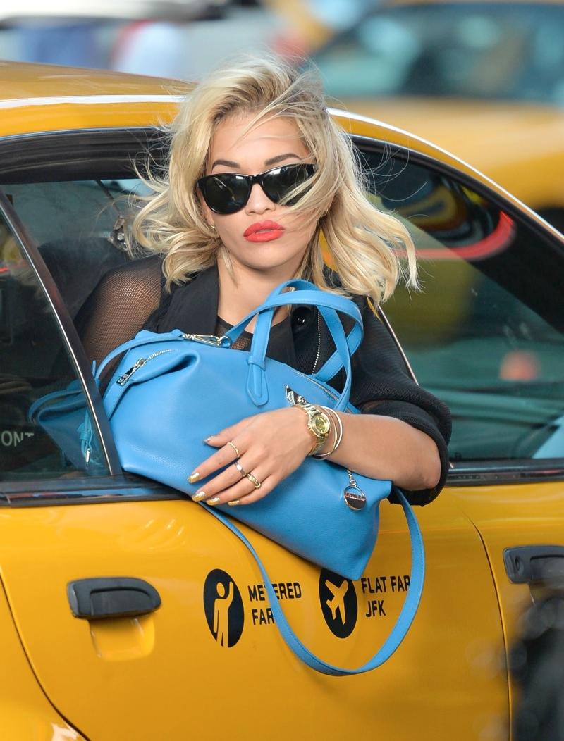 Rita Ora to Star in DKNY's Upcoming Resort 2014 Campaign