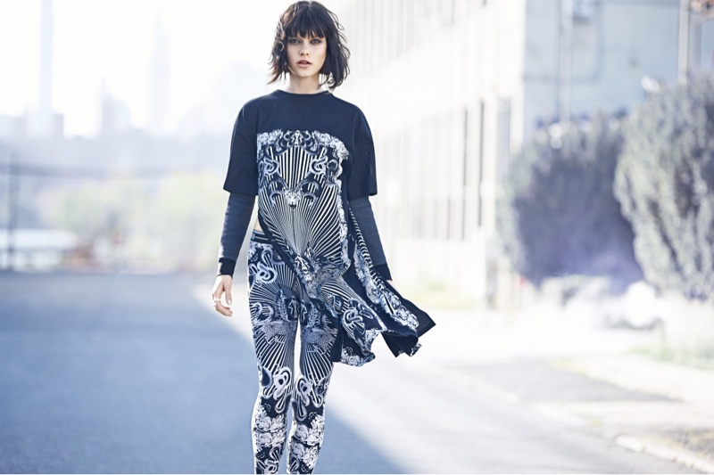 river island rihanna fw8 Rihanna for River Islands Fall 2013 Campaign Highlights Street Style