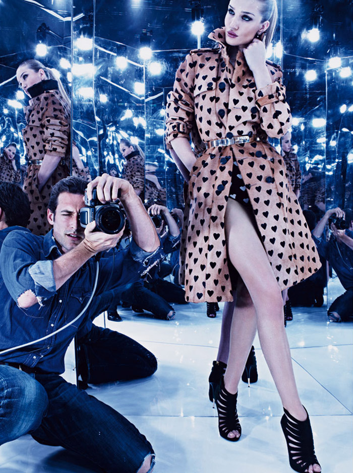 rosie alexi shoot3 Rosie Huntington Whiteley Shines for Alexi Lubomirski in Numéro Tokyo Shoot