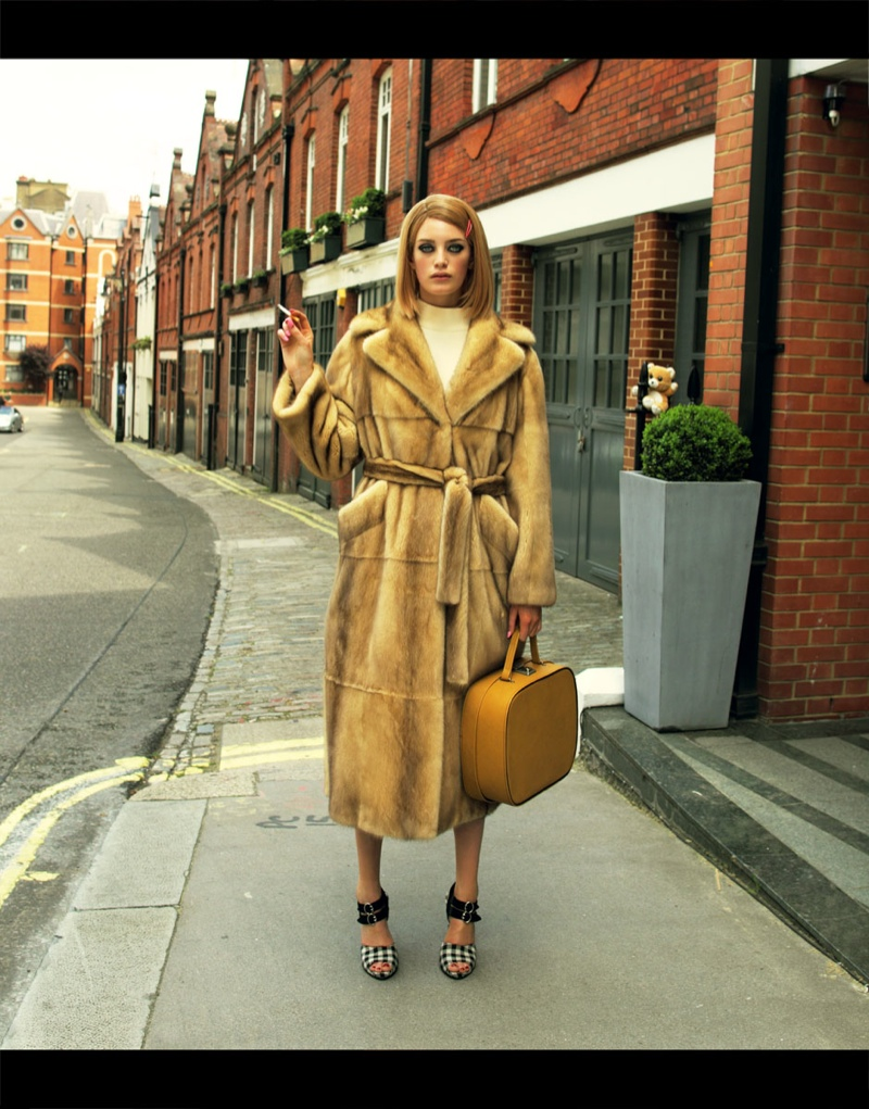 royal tenenbaums fashion4  Elle Ukraine Channels The Royal Tenenbaums for Feature by Nikolay Biryukov