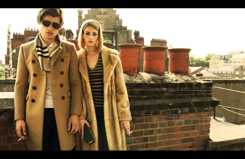 royal tenenbaums fashion8  Elle Ukraine Channels The Royal Tenenbaums for Feature by Nikolay Biryukov