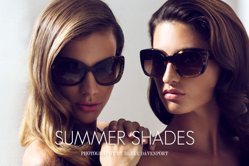 shades blake davenport Giulia & Andreia by Blake Davenport in Summer Shades for Fashion Gone Rogue