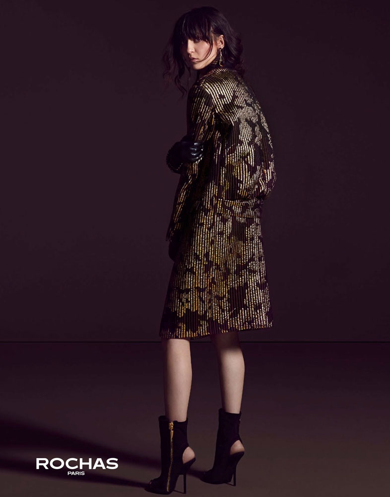simons fall collection8 Irina Lazareanu Dons La Maison Simons Fall 2013 Offerings