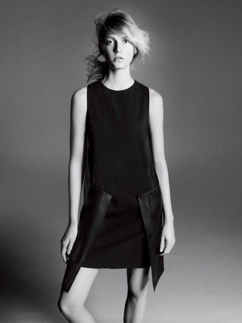 sportmax fall ads2 Sigrid Agren Stars in Sportmax Fall 2013 Campaign by David Sims