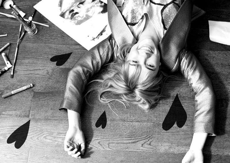Suki Waterhouse Fronts Sass & Bide Fall 2013 Campaign