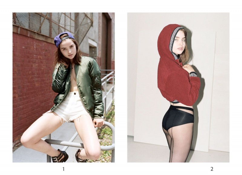 urban outfitters special collection1 800x579 Ali Michael Models Urban Outfitters 2013 Special Collections