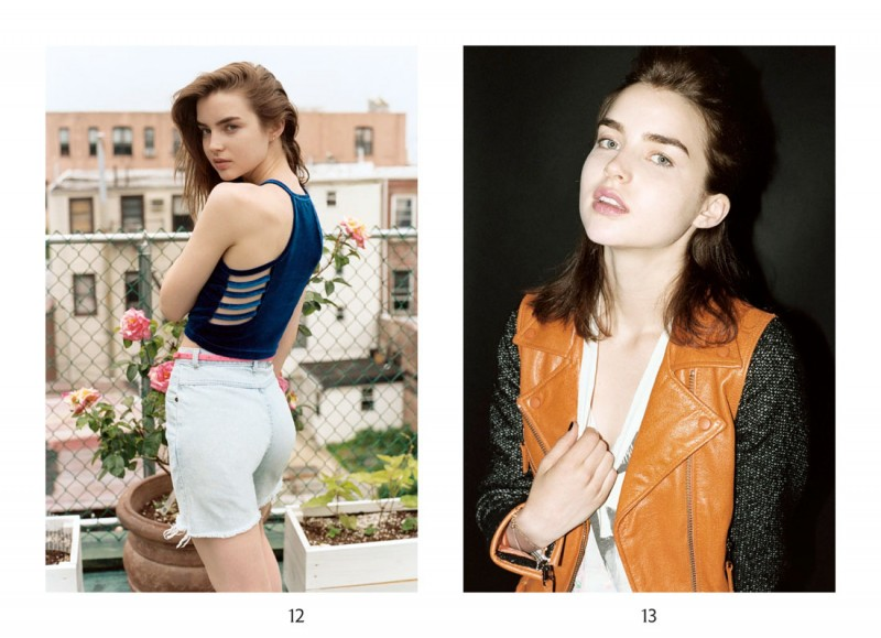 Ali Michael Models Urban Outfitters 2013 Special Collections