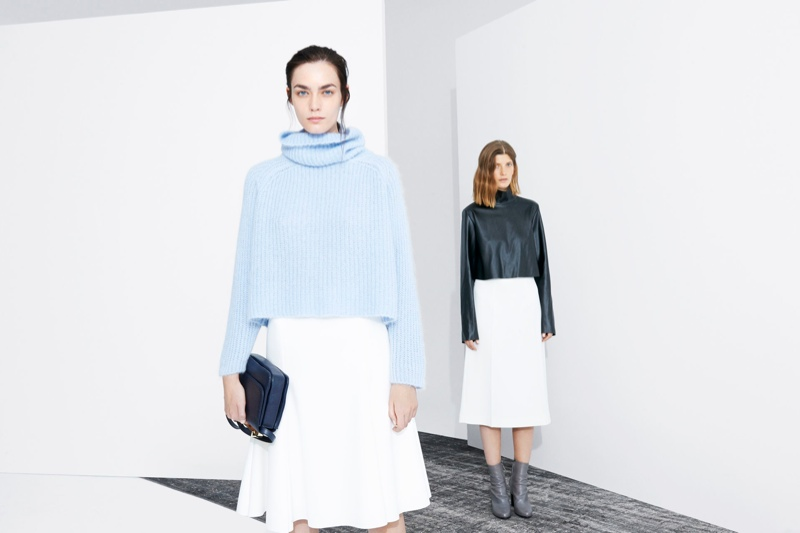 Zara's August/September 2013 Lookbook Launches