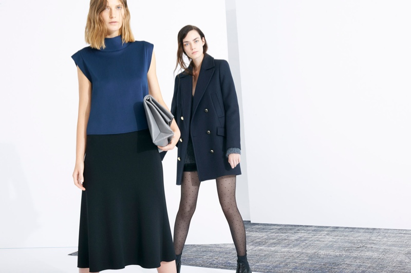 zara aug sept lookbook13 Zaras August/September 2013 Lookbook Launches