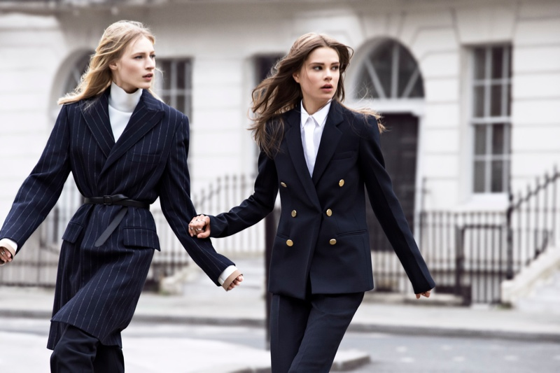 zara fall ads11 Zara Heads to the Streets for Fall 2013 Ads with Julia Nobis, Caroline Brasch Nielsen & More