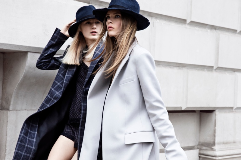 Zara Heads to the Streets for Fall 2013 Ads with Julia Nobis, Caroline Brasch Nielsen & More
