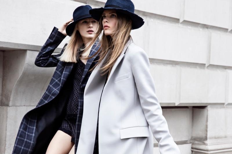 zara fall ads7 Zara Heads to the Streets for Fall 2013 Ads with Julia Nobis, Caroline Brasch Nielsen & More