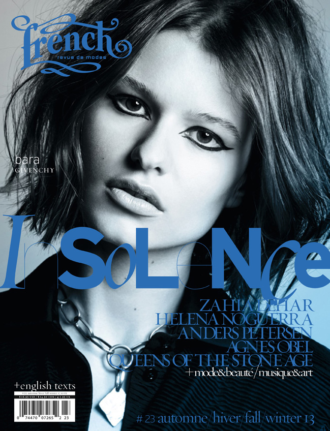 07 French23 Cover bara French Revue de Modes #23 Covers | Soo Joo, Mackenzie Duncan, Lara Mullen + More
