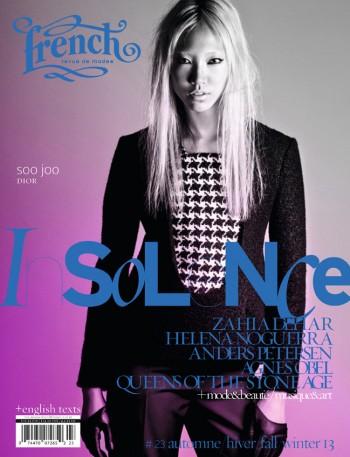 French Revue de Modes #23 Covers   Soo Joo, Mackenzie Duncan, Lara Mullen + More
