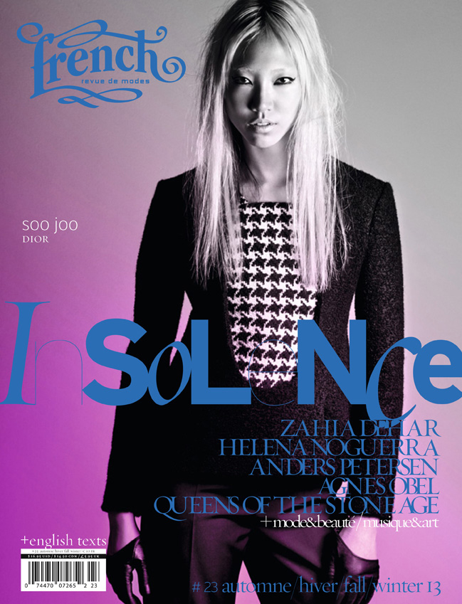 09 French23 Cover soo joo French Revue de Modes #23 Covers | Soo Joo, Mackenzie Duncan, Lara Mullen + More