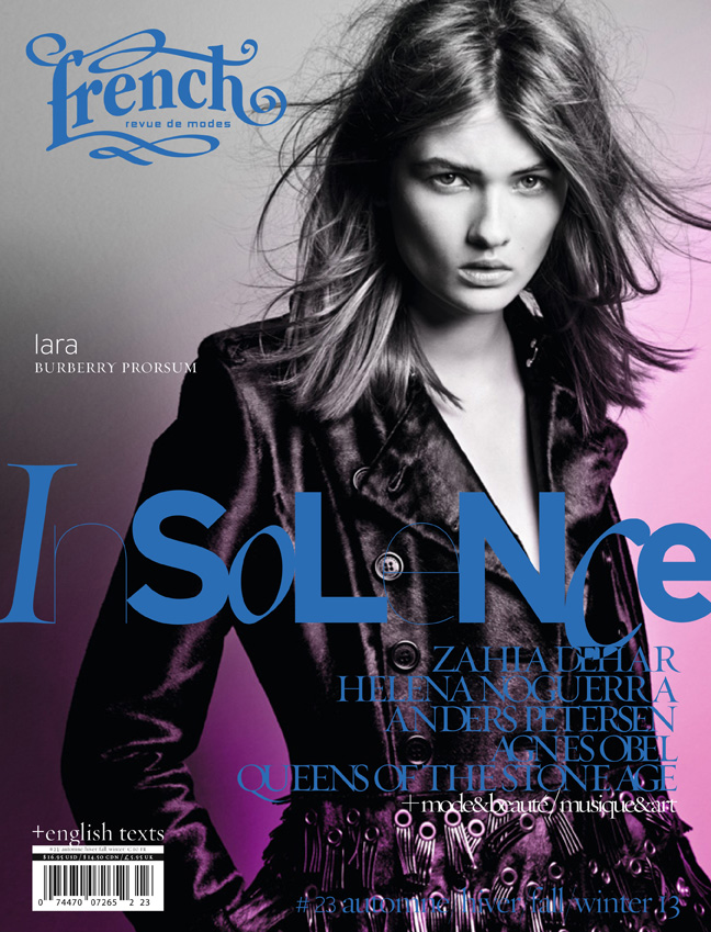 11 French23 Cover lara French Revue de Modes #23 Covers | Soo Joo, Mackenzie Duncan, Lara Mullen + More