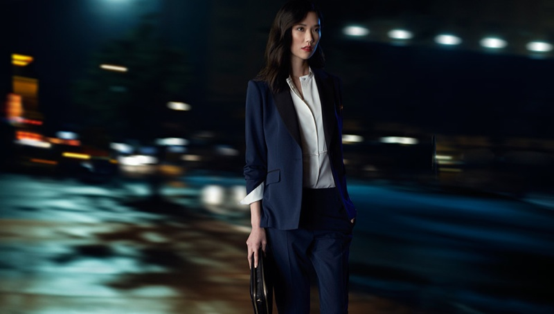 Tao Okamoto for 3.1 Phillip Lim Target Campaign