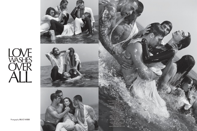CR Fashion Book #3 Preview with Karlie Kloss, Irina Shayk & Kim Kardashian