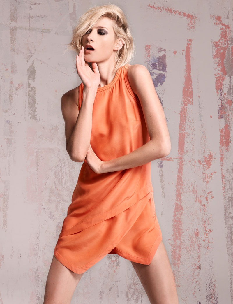 Ismini Fronts LIFEwithBIRD's Summer 2013 Campaign