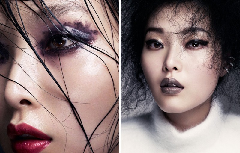 MO vogueC sung 4 800x511 Marcus Ohlsson Zooms in on Sung Hee Kim for Vogue China Beauty Feature