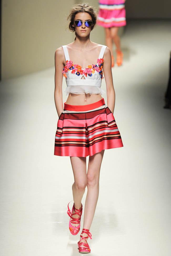 Alberta Ferretti Spring 2014 | Milan Fashion Week