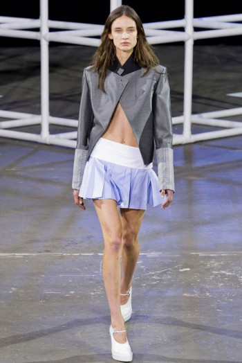 Alexander Wang Spring 2014 | New York Fashion Week