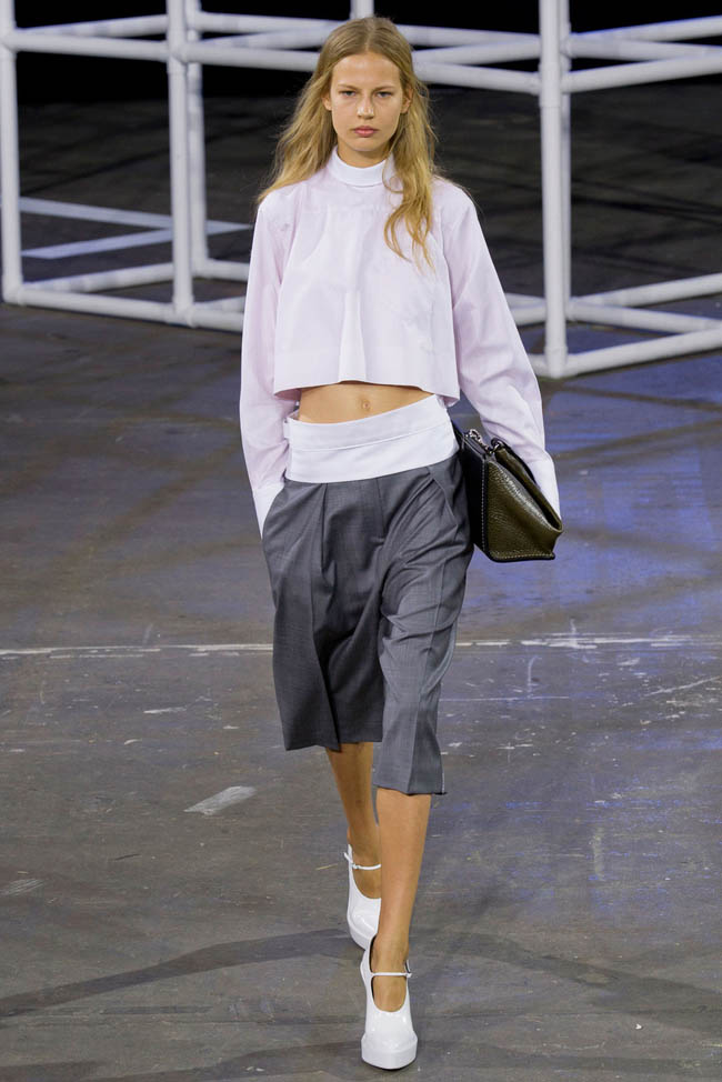 alexander wang spring 2014 6 5 Surprising New York Fashion Week Spring 2014 Trends